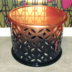Moroccan Grille Table