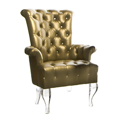 Starlet Dining Host Chair