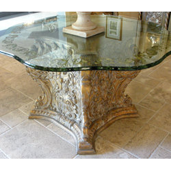 Renaissance Dining Table Base