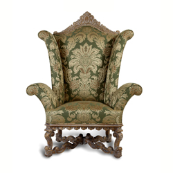 Renaissance Wing Chair