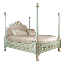 Richelieu Cal King Bed U0026 Nightstands