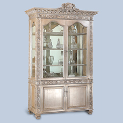 Louis XIV Display Cabinet