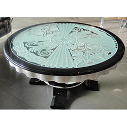 Laguna Art Deco Cocktail Table